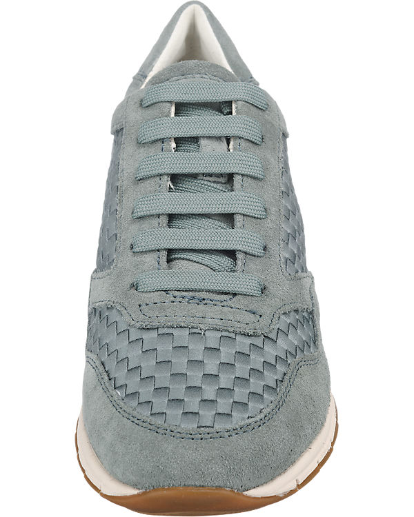 GEOX Contact Sneakers blau