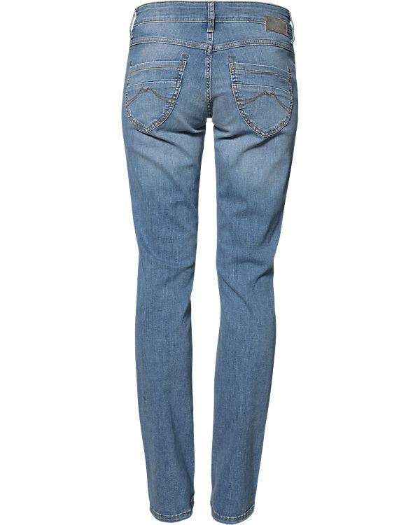 MUSTANG Jeans Sissy Straight blau