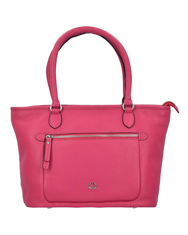Gerry Weber Gerry Weber Napoli II Shopper Leder 30 cm pink