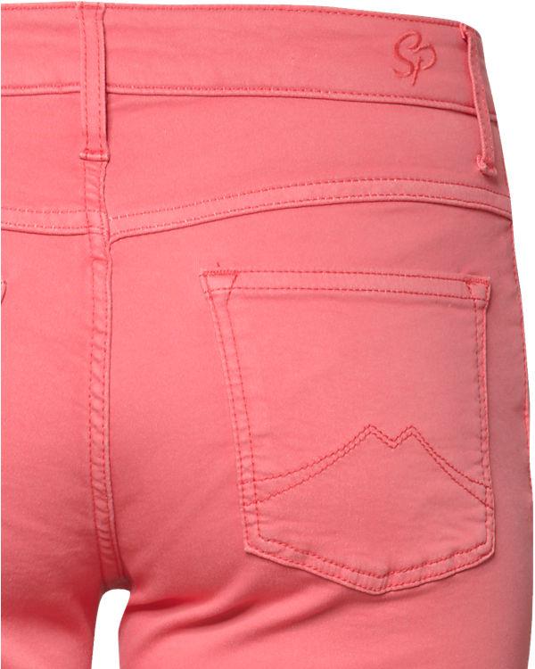 MUSTANG Caprihose pink