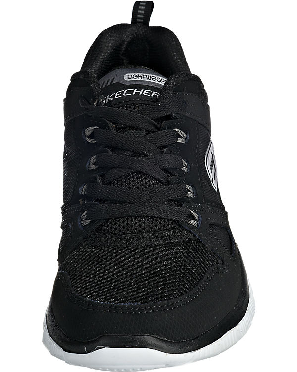 SKECHERS Flex Appeal Spring Fever Sneakers schwarz