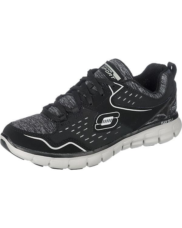 SKECHERS Synergy Modern Movement Sneakers schwarz