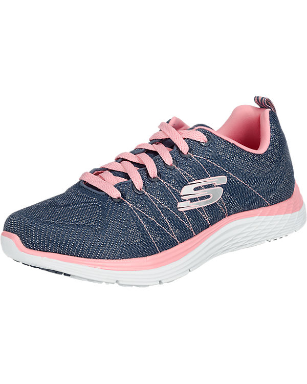 SKECHERS Valeris Space Cadet Sneakers dunkelblau