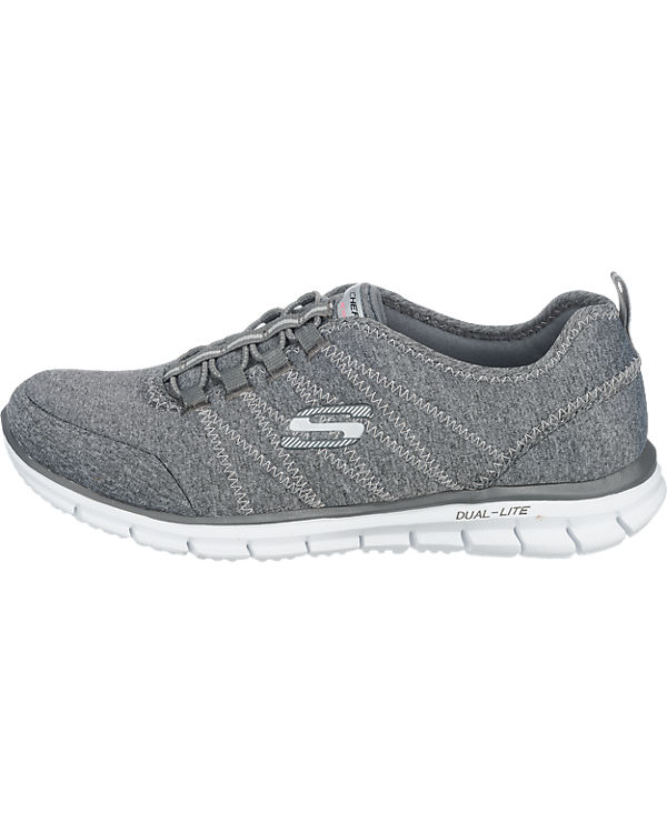 SKECHERS Glider Electricity Sneakers grau