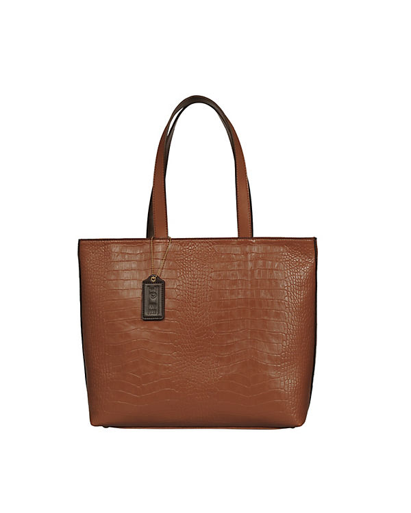 TO BE by Tom Beret TO BE by Tom Beret Handtasche cognac