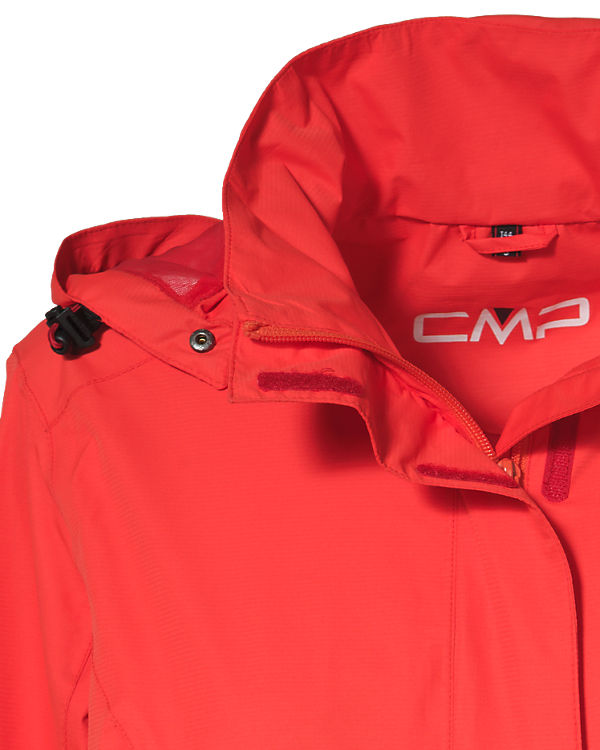 CMP Outdoorjacke rot