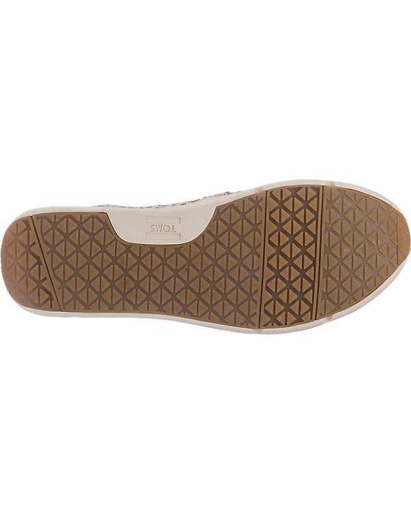 TOMS Del Rey Sneakers mehrfarbig