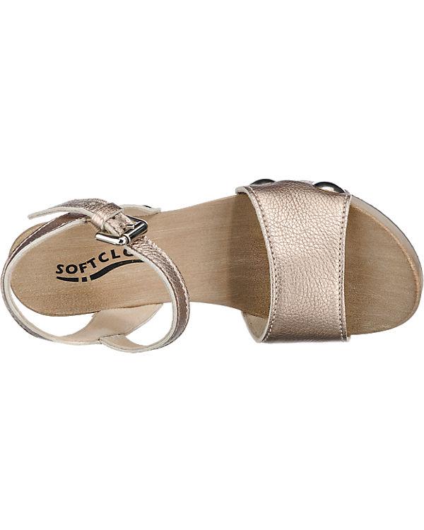 SOFTCLOX Eilyn Sandaletten bronze