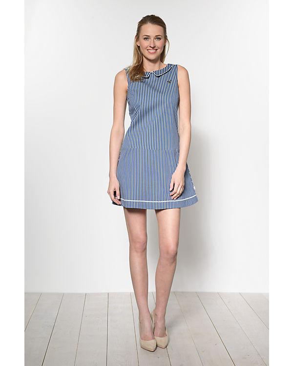 Blutsgeschwister Kleid blau