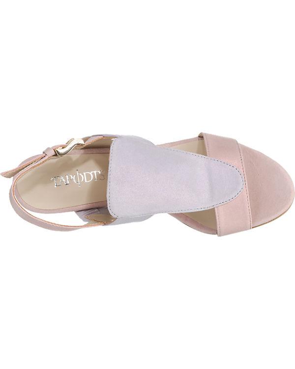 Tapodts Gracia Sandaletten mehrfarbig