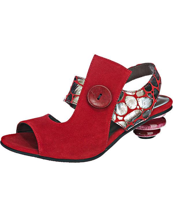Lisa Tucci Sandaletten rot