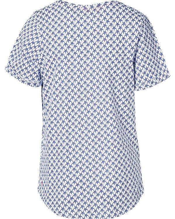 Tom Joule T-Shirts blau/weiß