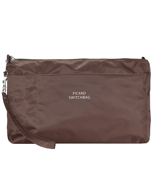 PICARD Picard Switchbag Täschchen 26 cm braun
