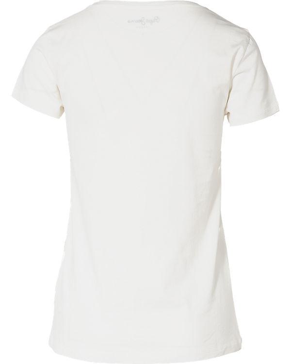 Pepe Jeans T-Shirt weiß