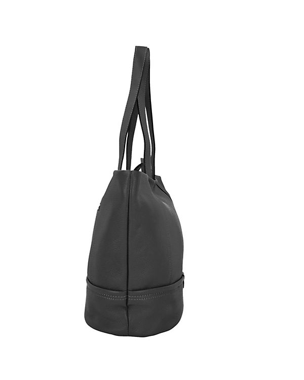 Gerry Weber Gerry Weber Palencia Shopper Tasche Leder 33 cm schwarz