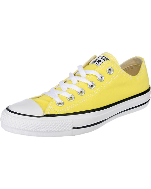 CONVERSE Chuck Taylor All Star Ox Sneakers gelb