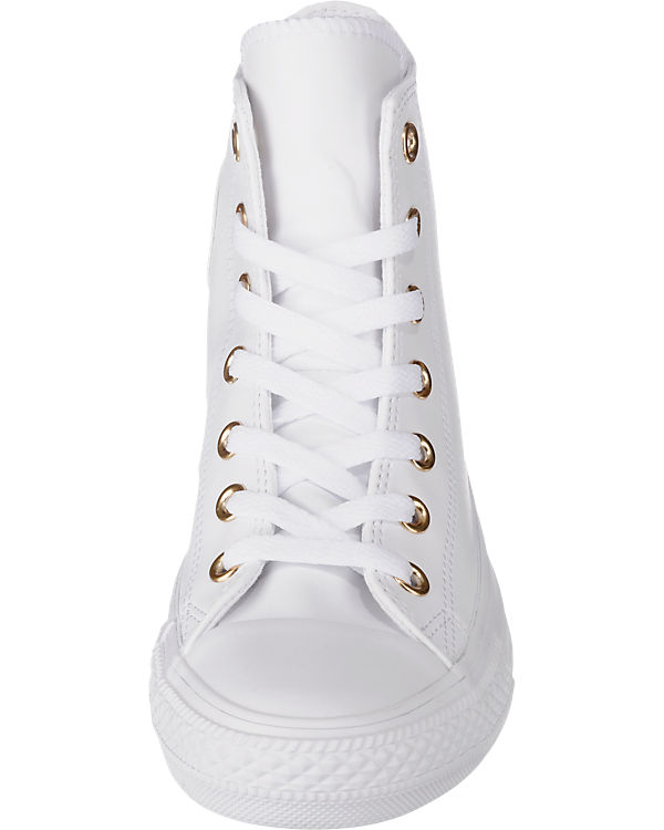 CONVERSE Chuck Taylor All Star Hi Sneakers weiß
