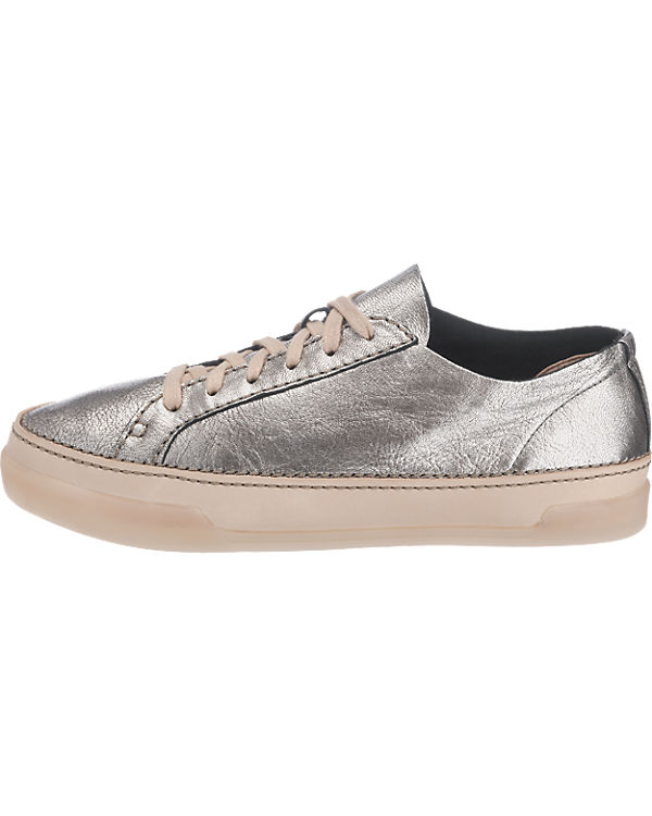 Clarks Hidi Holly Sneakers silber