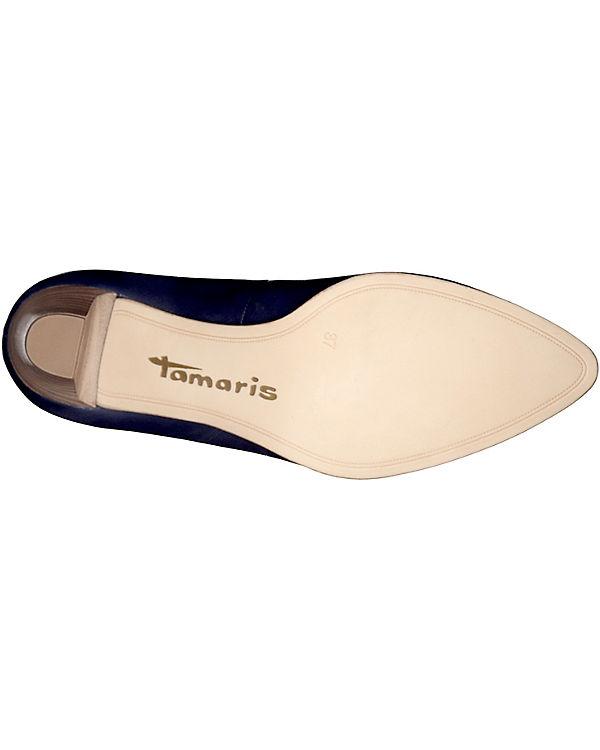 Tamaris Congo Pumps dunkelblau