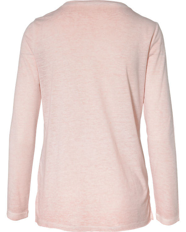ONLY Langarmshirt rosa