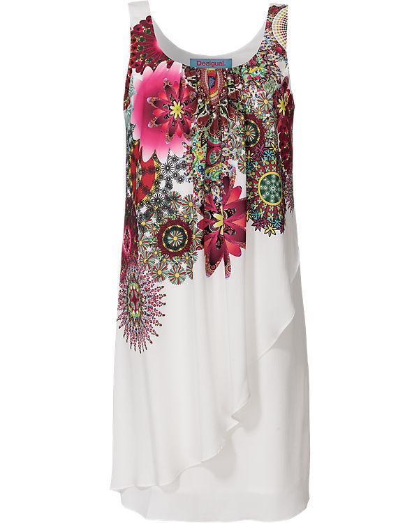 Desigual Kleid weiß
