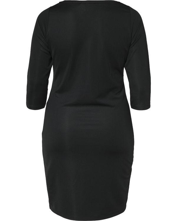 JUNAROSE Kleid schwarz