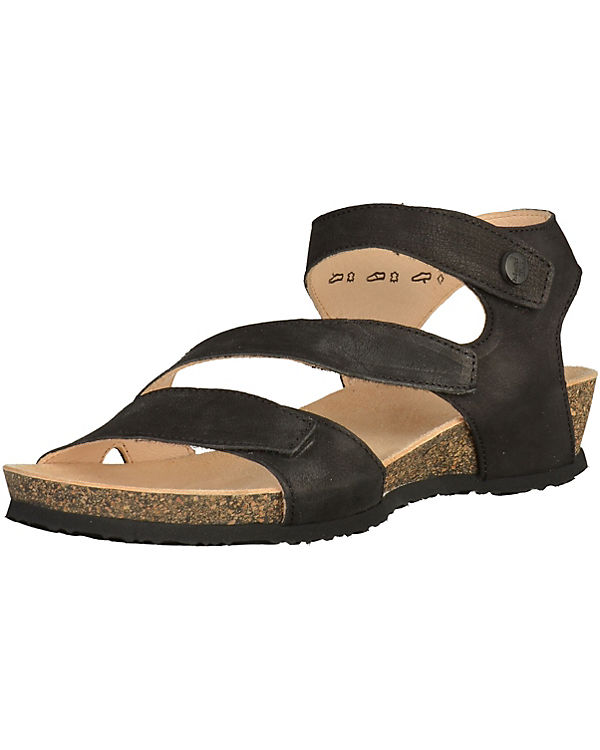 Think! Sandaletten schwarz