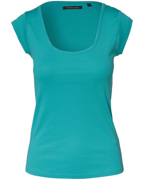 EMOI T-Shirt türkis