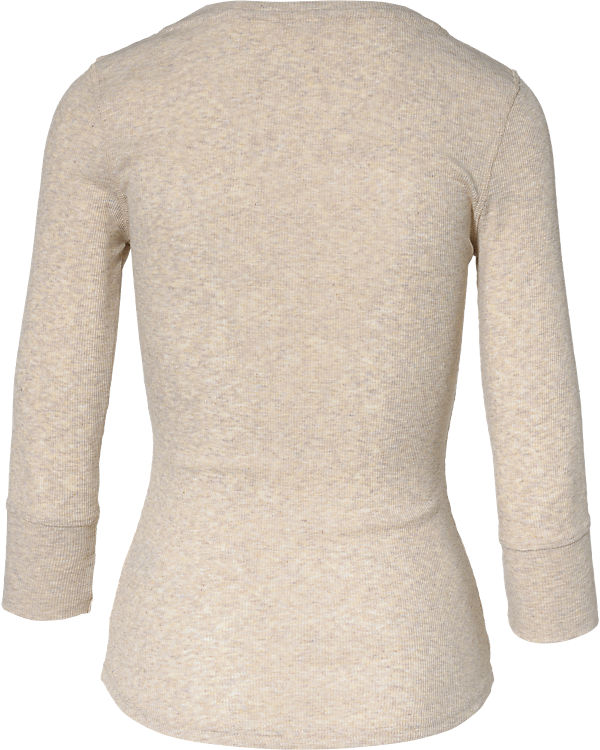 REVIEW 3/4-Arm-Shirt beige