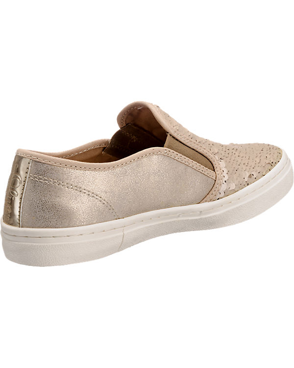 s.Oliver Sneakers gold