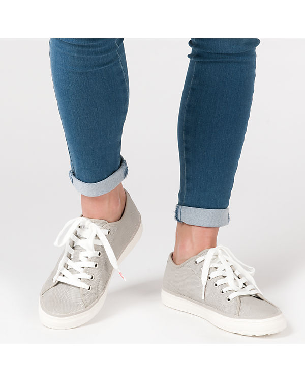 s.Oliver Sneakers hellgrau