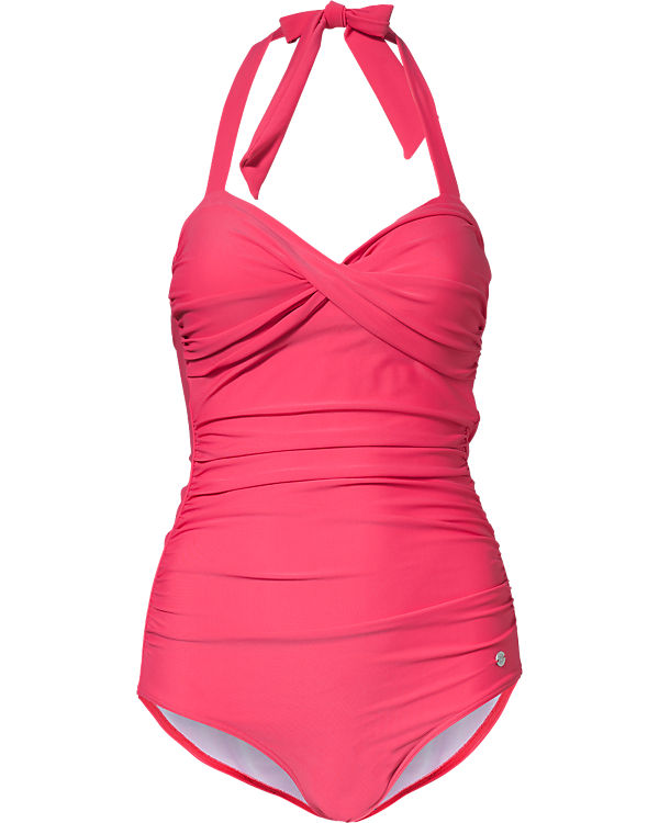 SCHIESSER Badeanzug pink