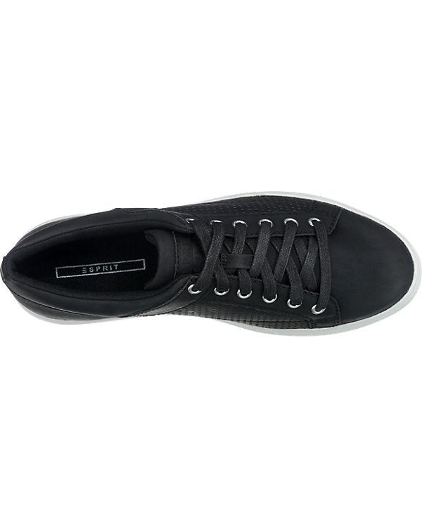 ESPRIT Sidney Sneakers schwarz