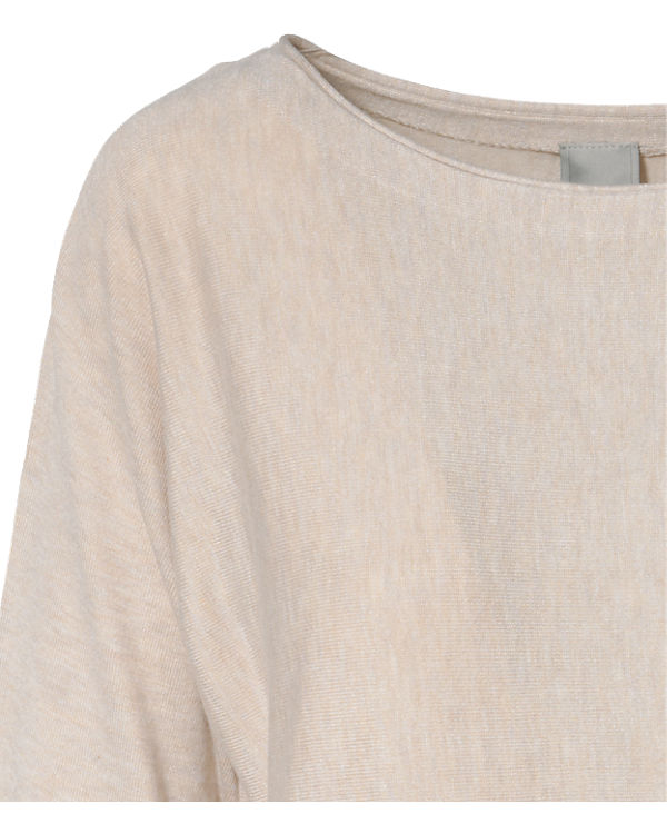 BENCH Pullover beige