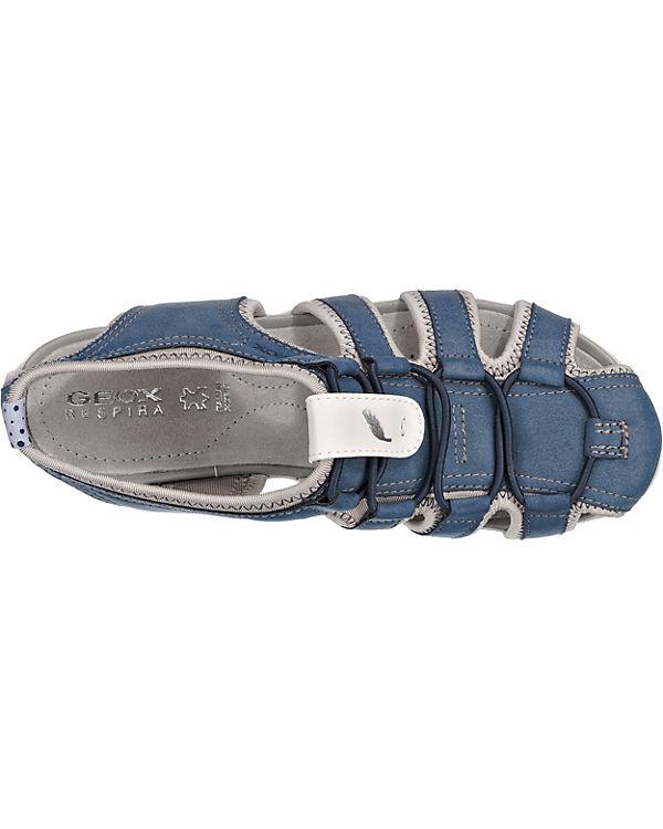 GEOX Vega Sandalen dunkelblau