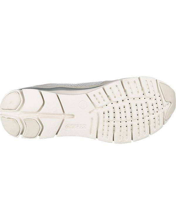 GEOX Sukie Sneakers weiß-kombi