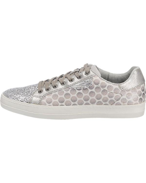 Tamaris Marras Sneakers silber