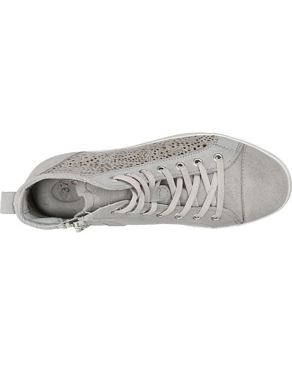 Tamaris Tama Sneakers grau