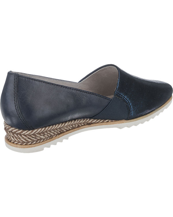tamaris tamaris elly slipper blau ambellis. Black Bedroom Furniture Sets. Home Design Ideas