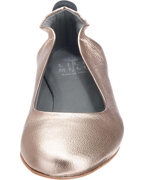 LILIMILL Ballerinas rosa