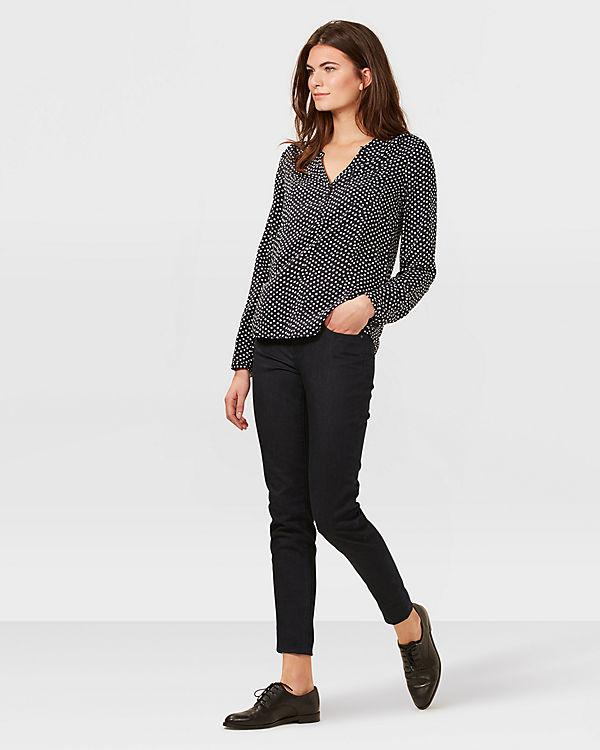 WE Fashion Bluse schwarz