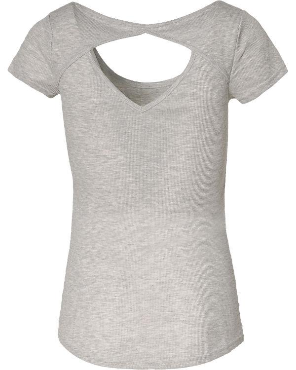 REVIEW T-Shirt hellgrau