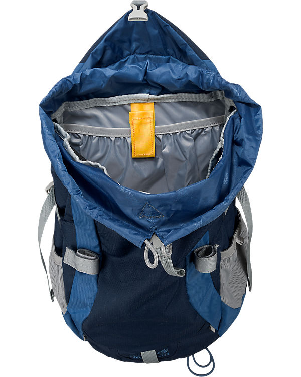 Jack Wolfskin Rucksack ALPINE TRAIL, 20l dunkelblau