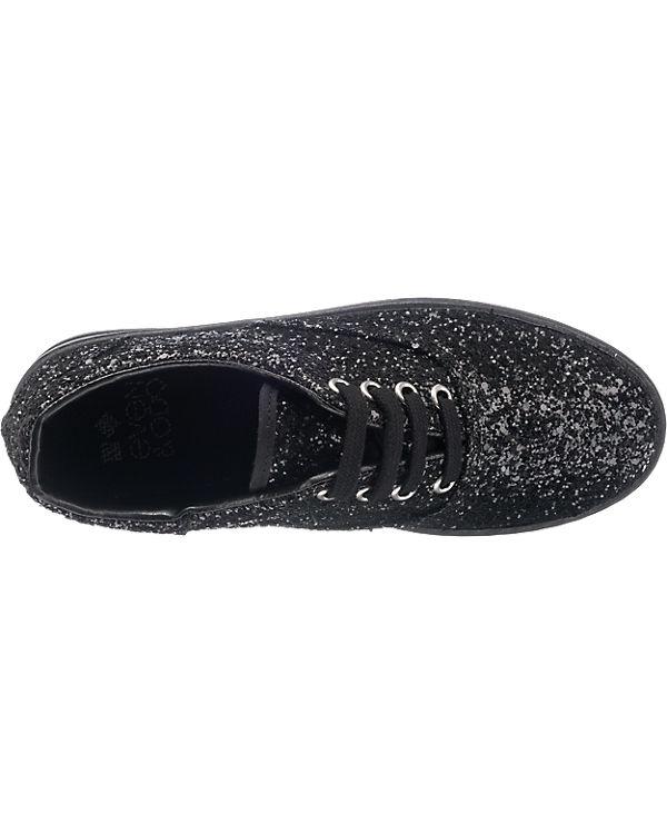 Even & Odd Sneakers schwarz