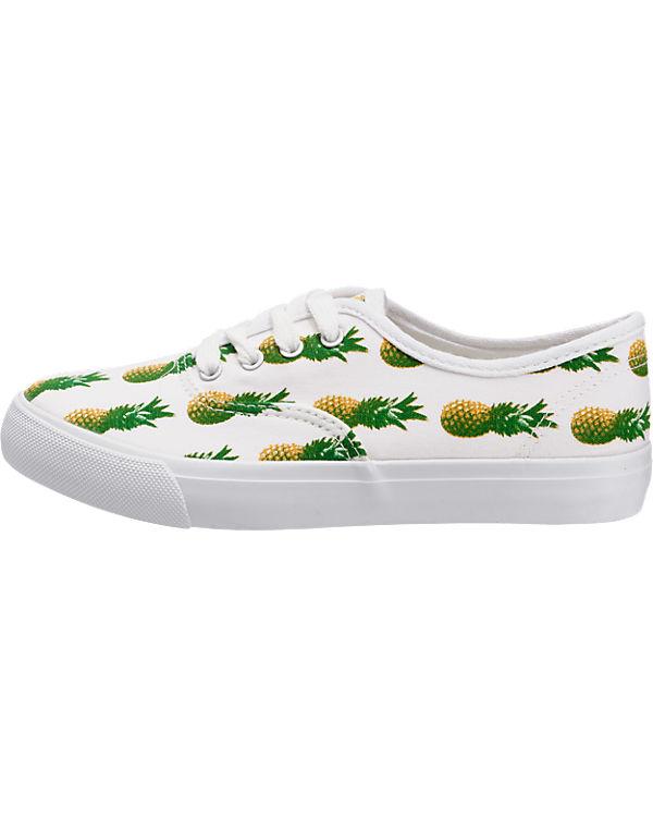 Even & Odd Sneakers grün-kombi