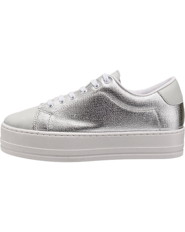 Even & Odd Sneakers silber