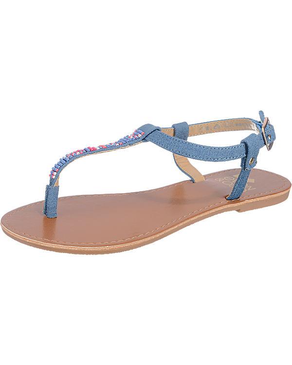 Even & Odd Sandaletten blau