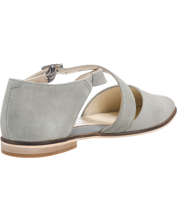 Pier One Ballerinas grau