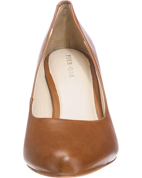 Pier One Pumps cognac