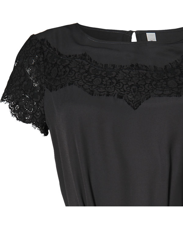 Soyaconcept Blusenkleid schwarz